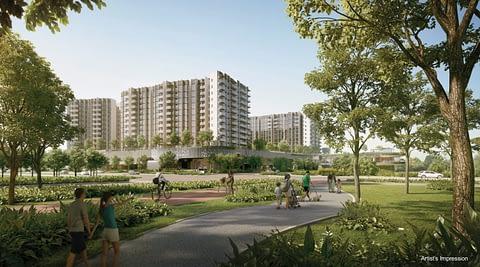 Woodleigh Residences Woodleigh Residences Bidadari Greenway cre M