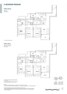 Penrose Penrose floorplan 3Ya