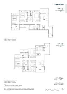 Penrose Penrose floorplan 3c