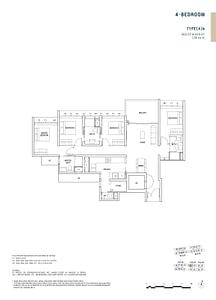 Penrose Penrose floorplan 4b
