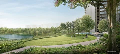 Woodleigh Residences Woodleigh Residences 05 E Deck Infinity Greens cre M
