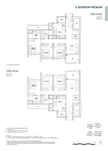Penrose Penrose floorplan 3Yb1