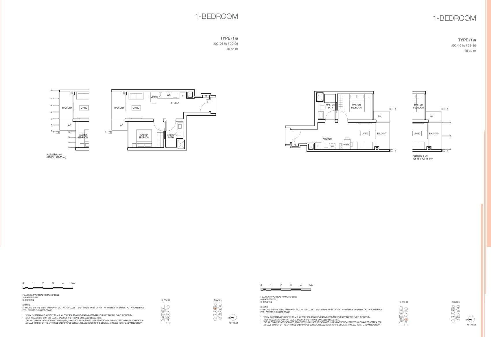 Midwood Midwood Floorplan 1a