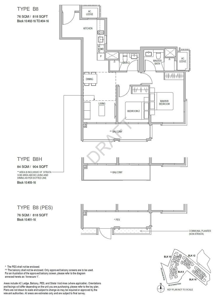 Mayfair Gardens Mayfair Gardens floorplan typeB8PES