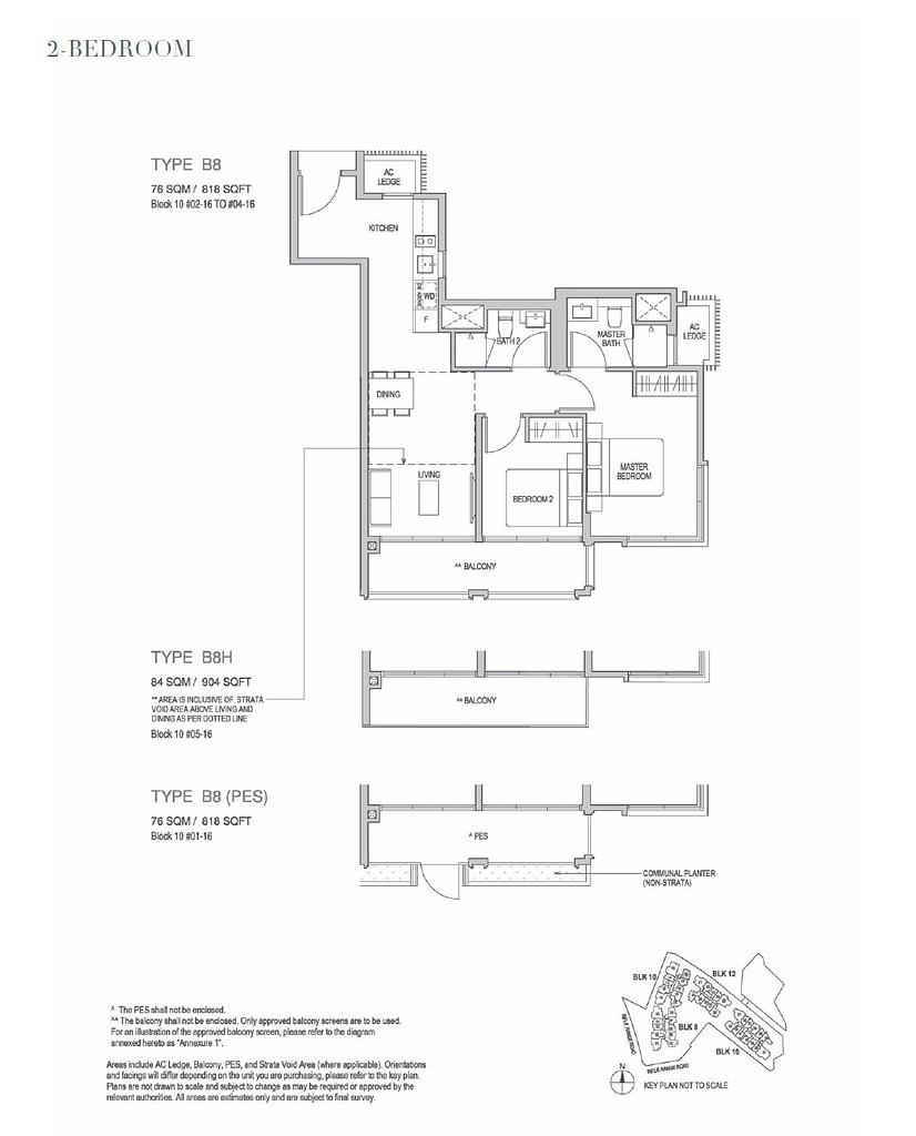 Mayfair Gardens Mayfair Gardens floorplan typeB8H