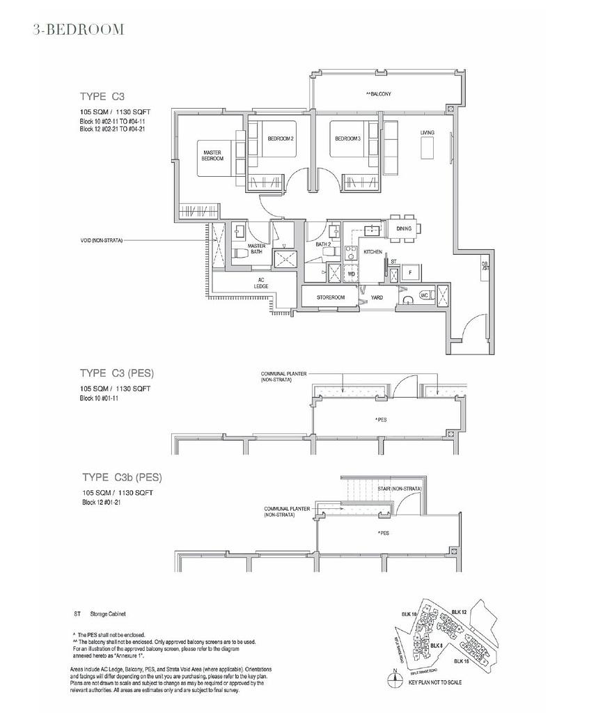 Mayfair Gardens Mayfair Gardens floorplan typeC3