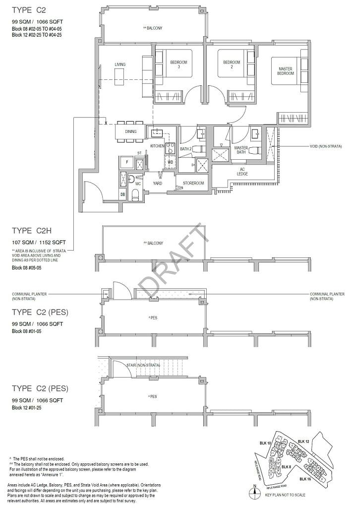 Mayfair Gardens Mayfair Gardens floorplan typeC2PES