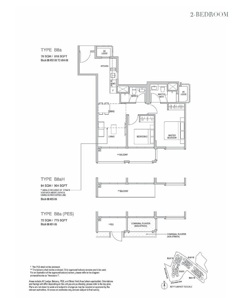 Mayfair Gardens Mayfair Gardens floorplan typeB8a