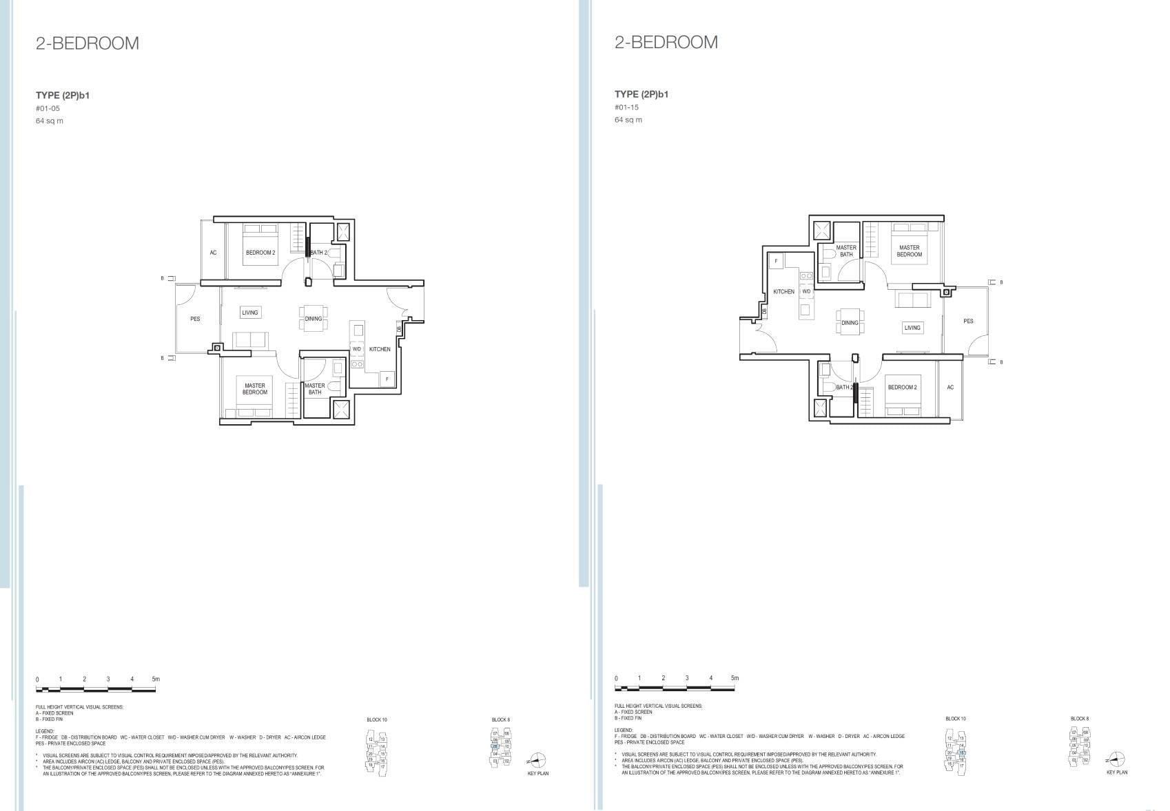 Midwood Midwood Floorplan 2Pb1