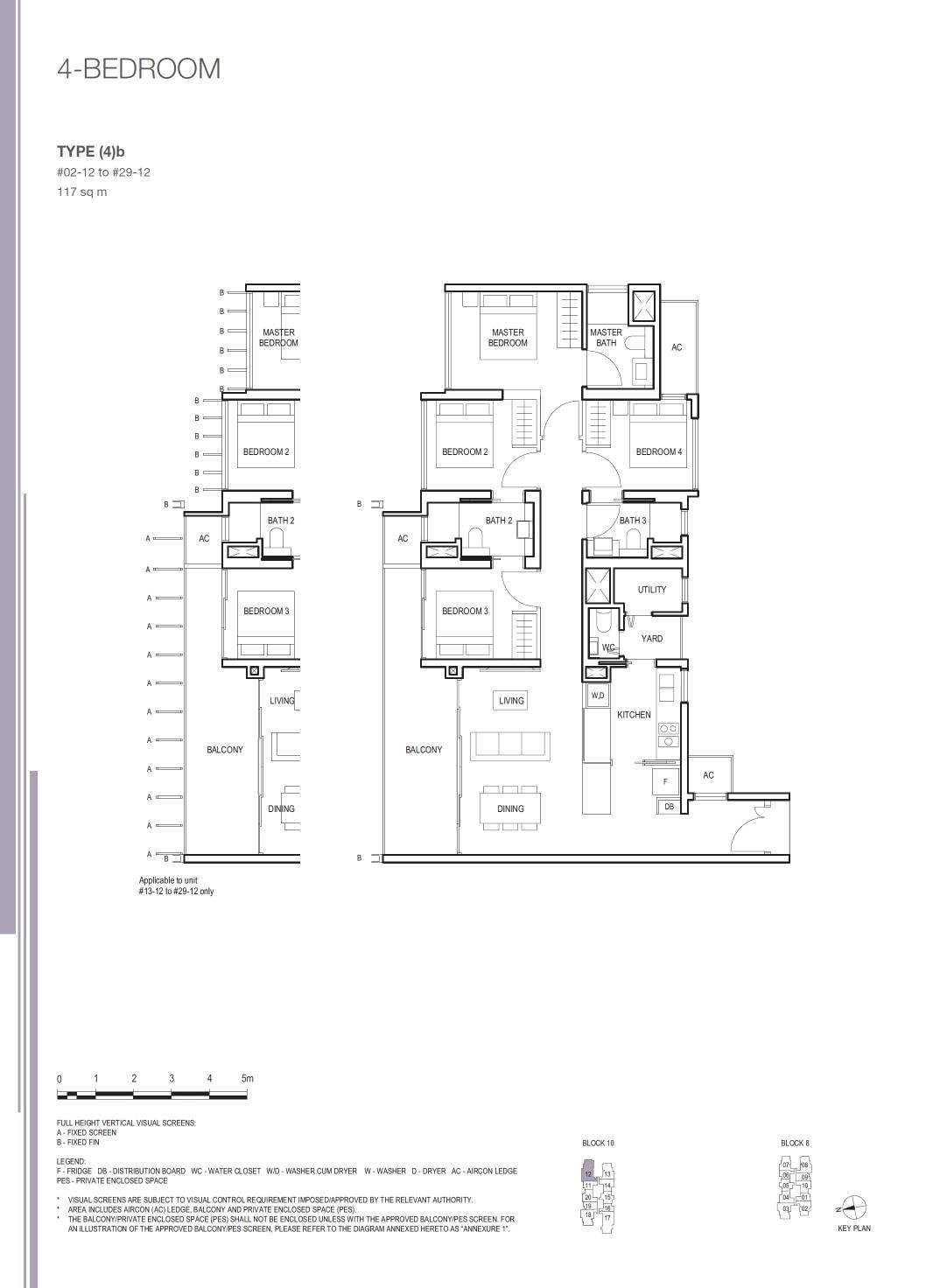 Midwood Midwood Floorplan 4b