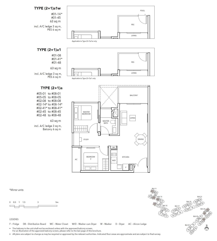 Jovell Jovell Floorplan 21a1w