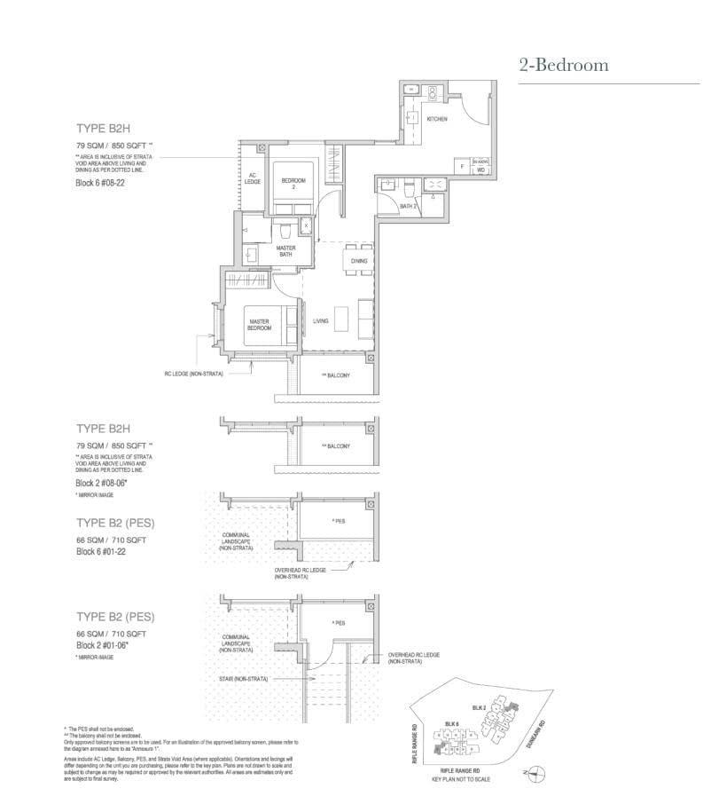 Mayfair Modern Mayfair Modern floorplan type B2PES
