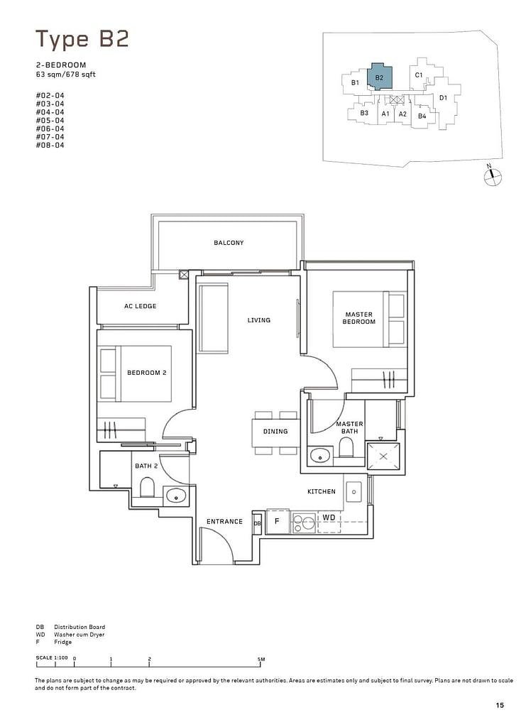 MYRA MYRA floorplan type B2