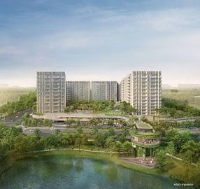 Woodleigh Residences Woodleigh Residences Development Facade CRE M