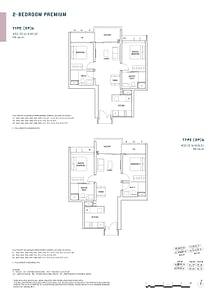 Penrose Penrose floorplan 2Pb