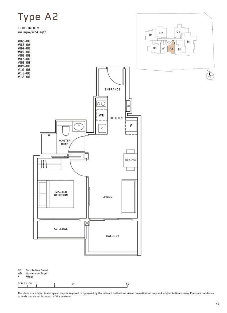 MYRA MYRA floorplan type A2