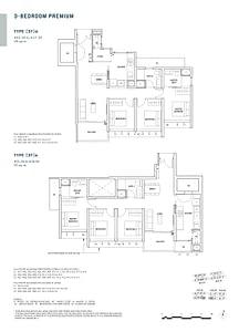Penrose Penrose floorplan 3Yd