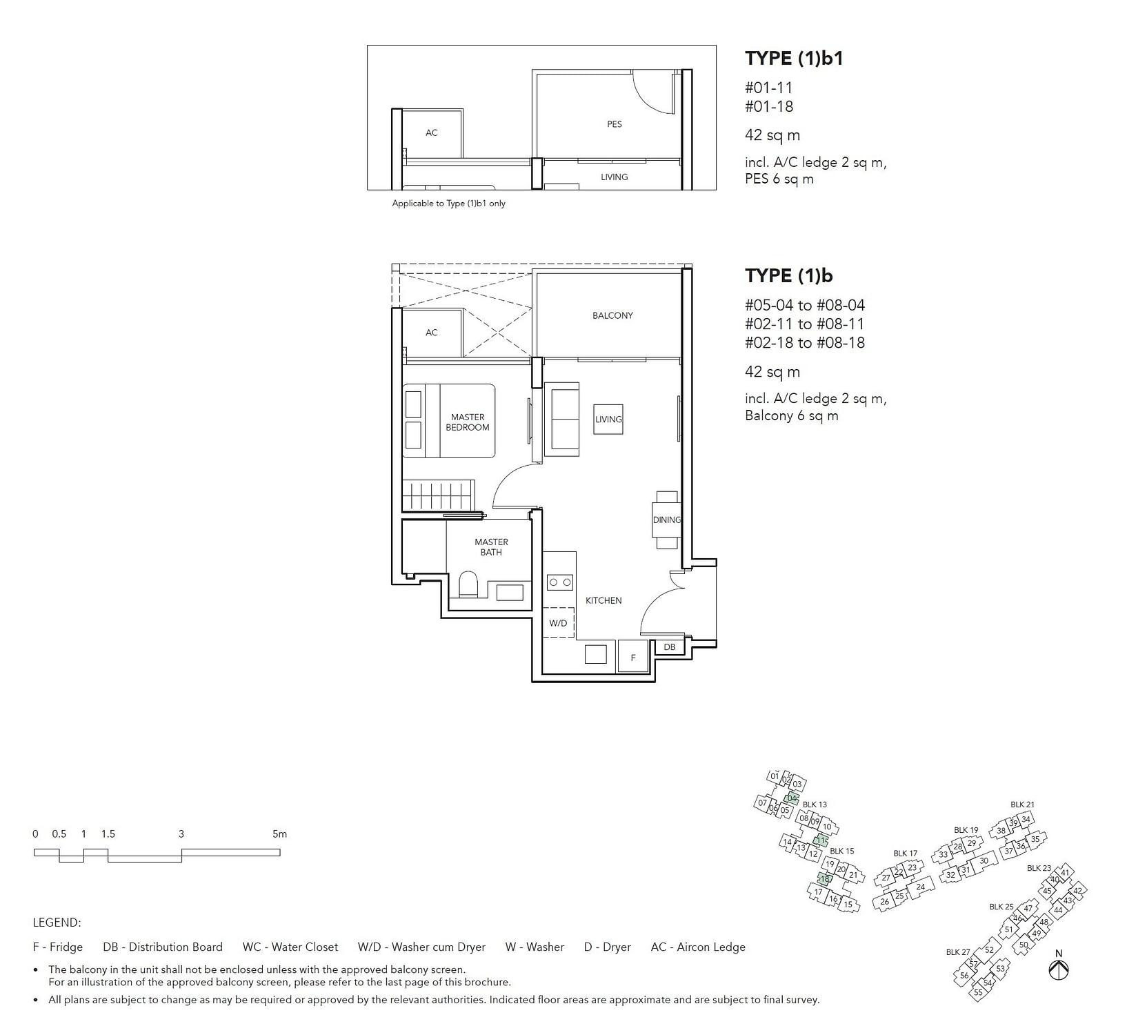 Jovell Jovell Floorplan 1b1