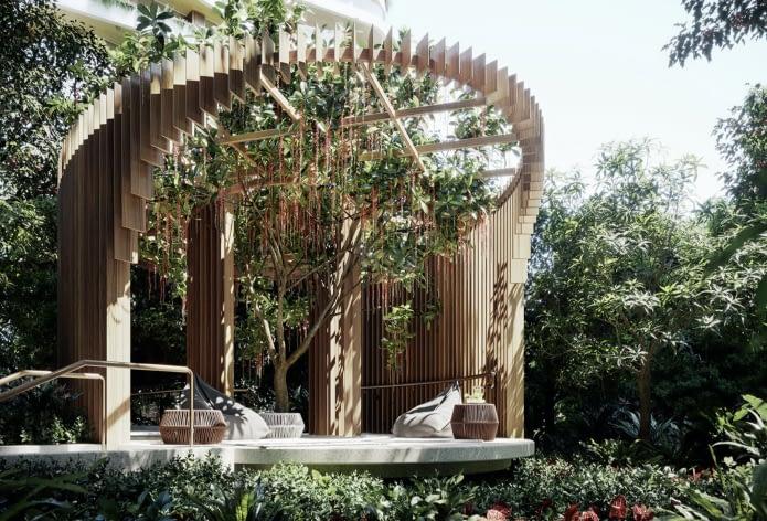 Park Nova Park Nova Garden Pavilion