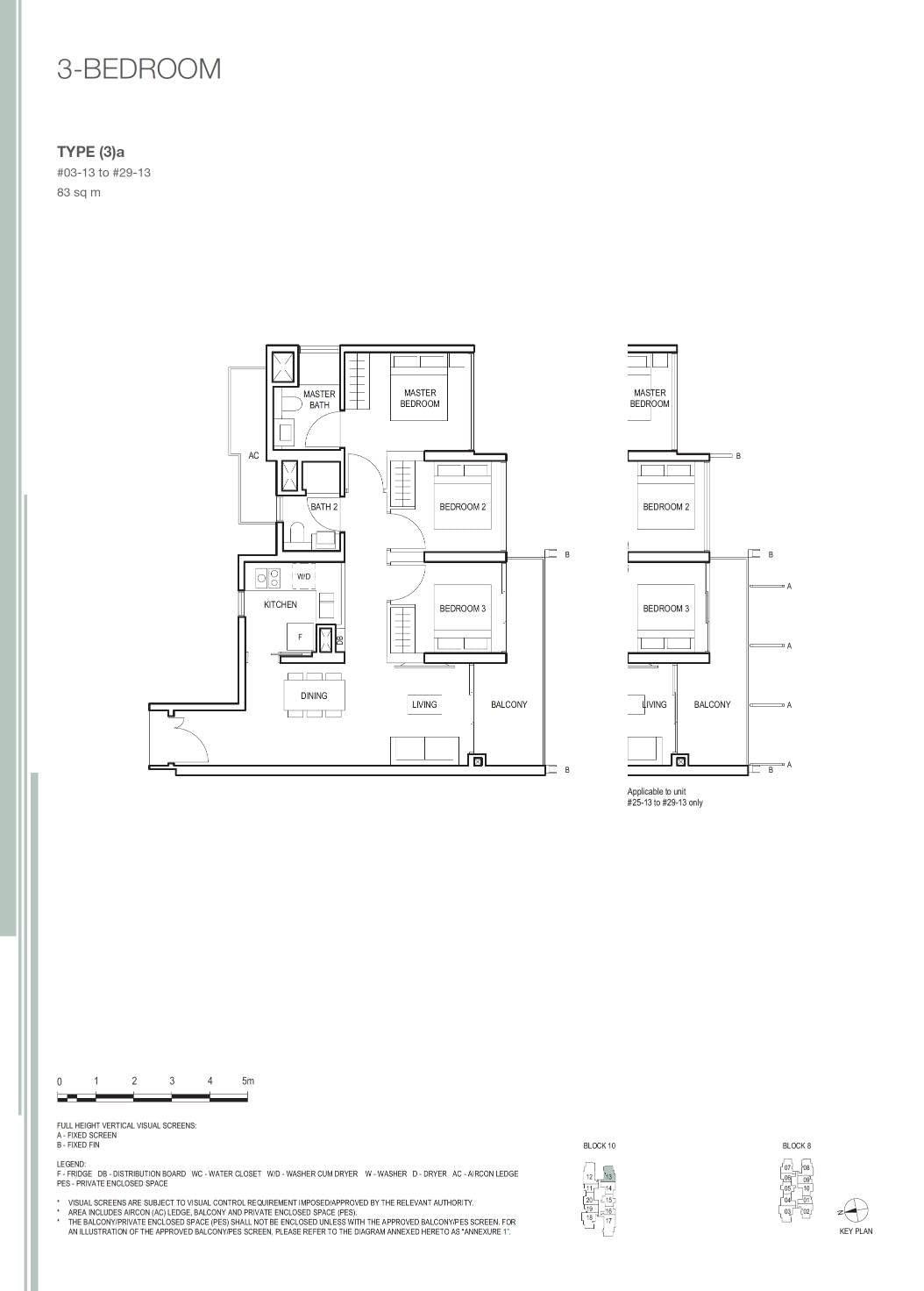 Midwood Midwood Floorplan 3a