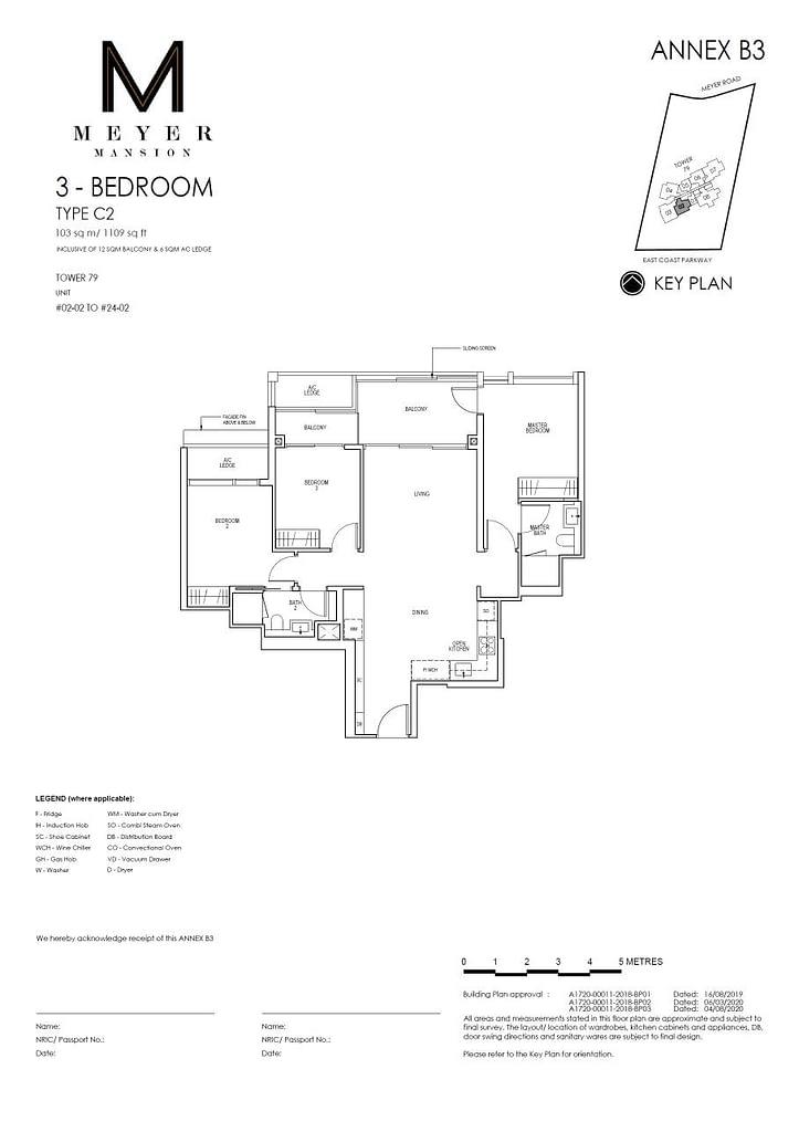 Meyer Mansion Meyer Mansion floorplan type C2