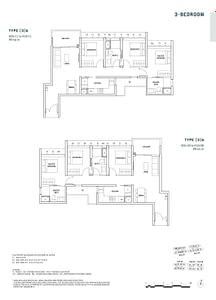 Penrose Penrose floorplan 3b