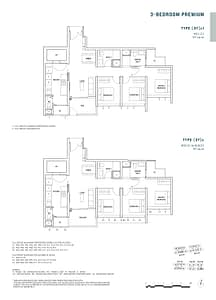 Penrose Penrose floorplan 3Yc1
