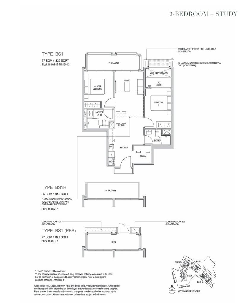 Mayfair Gardens Mayfair Gardens floorplan typeBS1