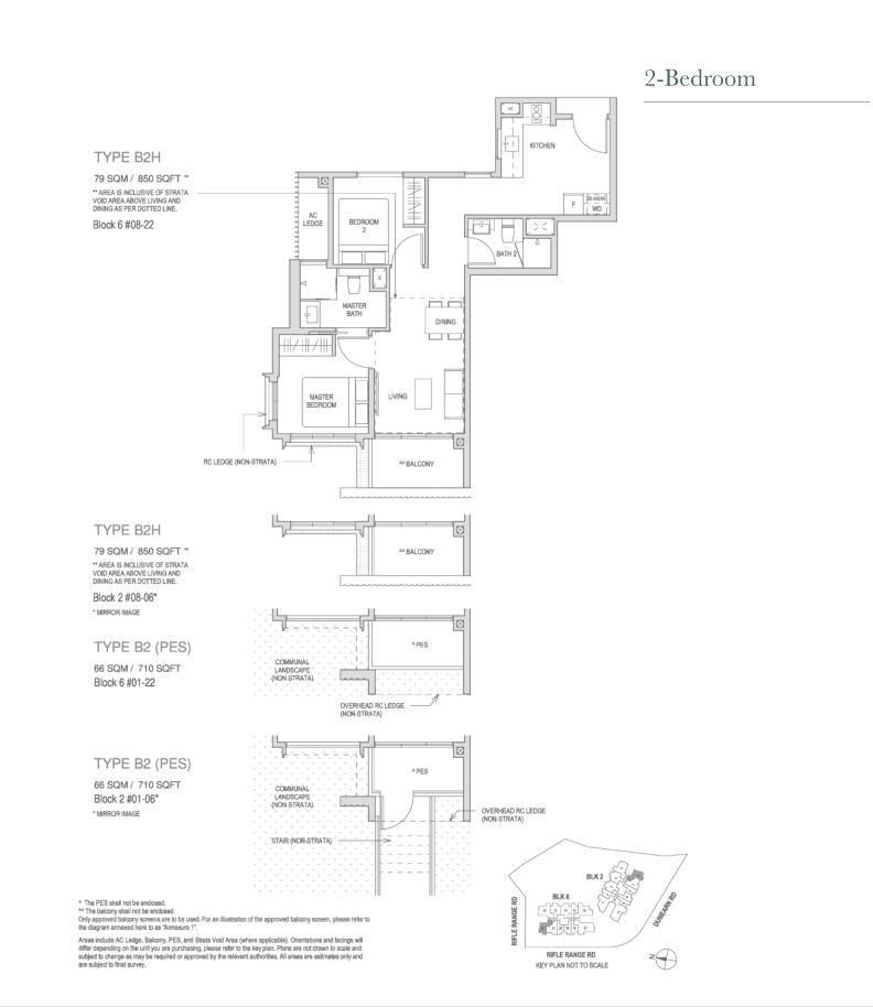 Mayfair Modern Mayfair Modern floorplan type B2H
