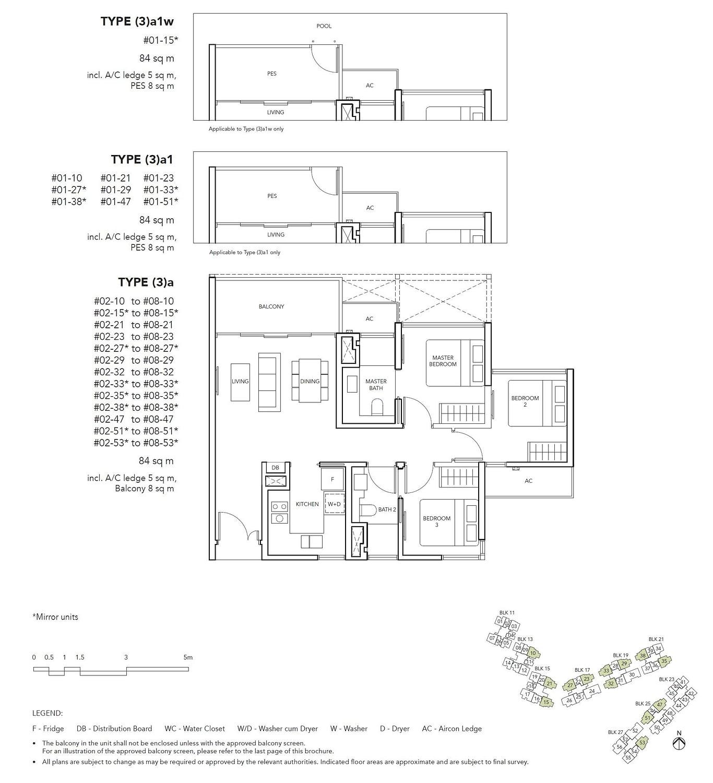 Jovell Jovell Floorplan 3a
