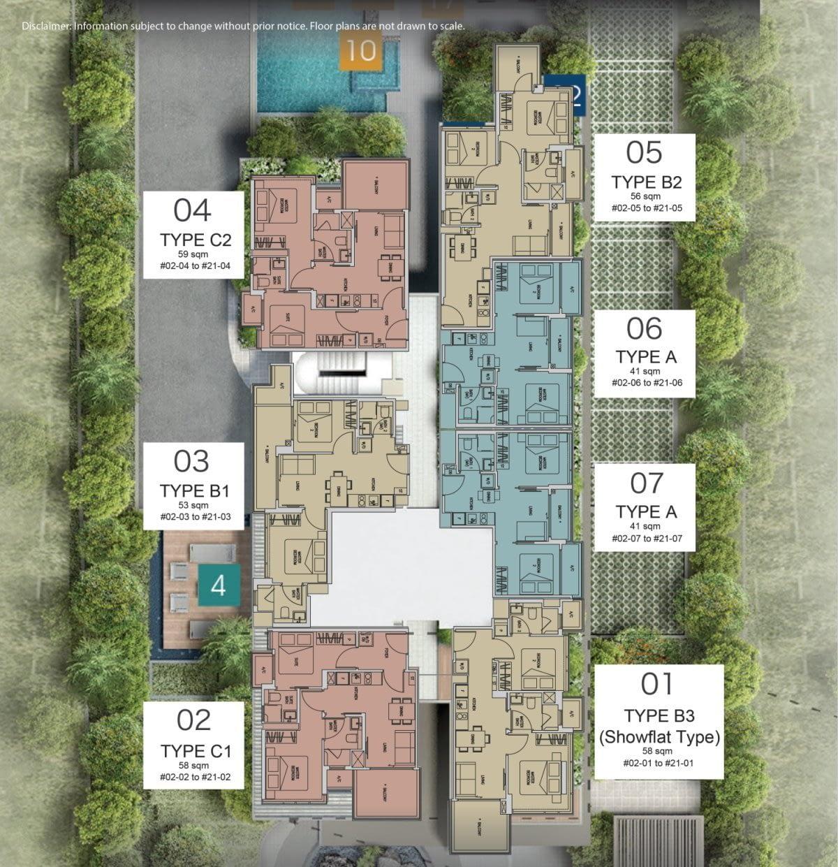 RV Altitude Siteplan