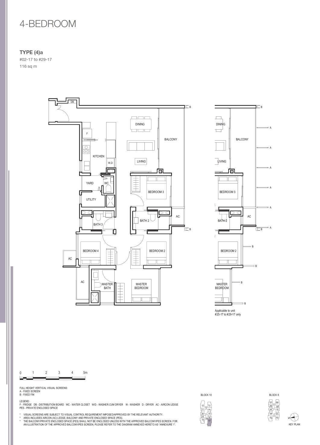 Midwood Midwood Floorplan 4a