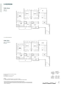 Penrose Penrose floorplan 3a