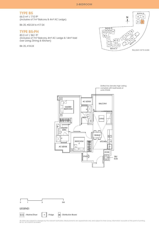 Antares Antares floorplan type B5 PH