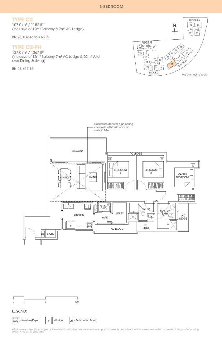 Antares Antares floorplan type C2 PH