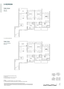 Penrose Penrose floorplan 3d1