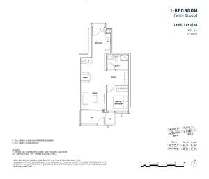 Penrose Penrose floorplan 11b1
