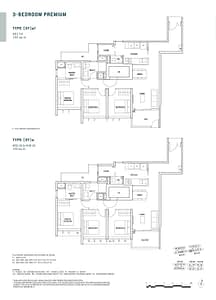 Penrose Penrose floorplan 3Ya1