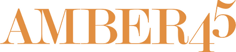 Amber 45 A45 Logo