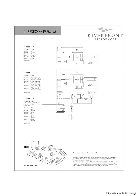 Riverfront Residences Riverfront Residences Floorplan BP1 H scaled