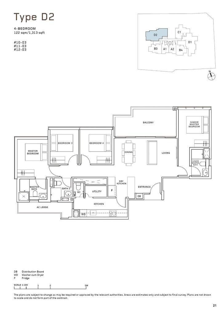 MYRA MYRA floorplan type D2