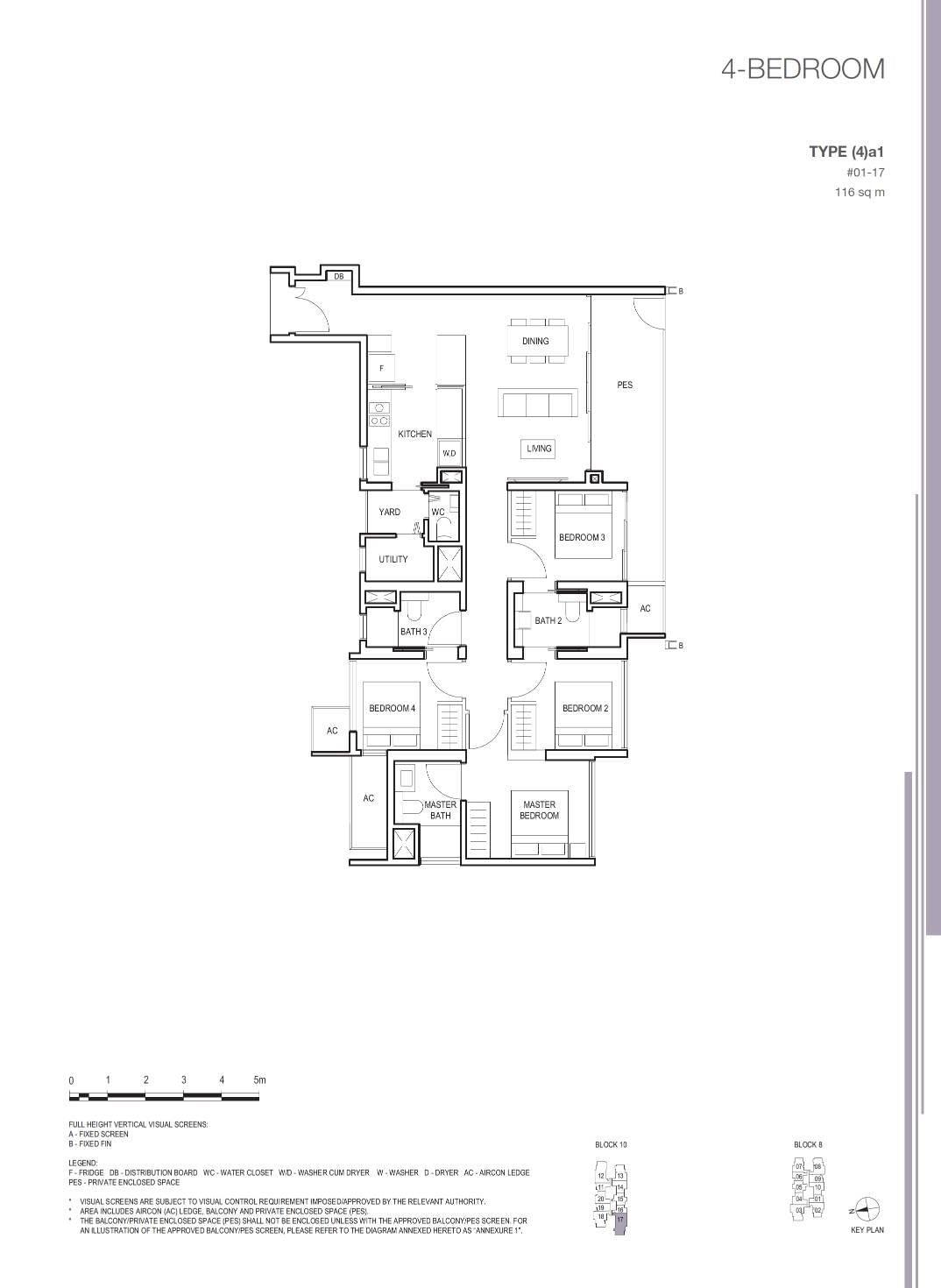 Midwood Midwood Floorplan 4a1