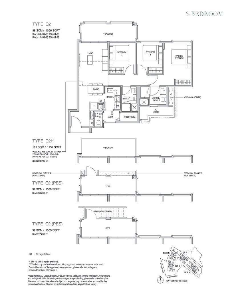 Mayfair Gardens Mayfair Gardens floorplan typeC2