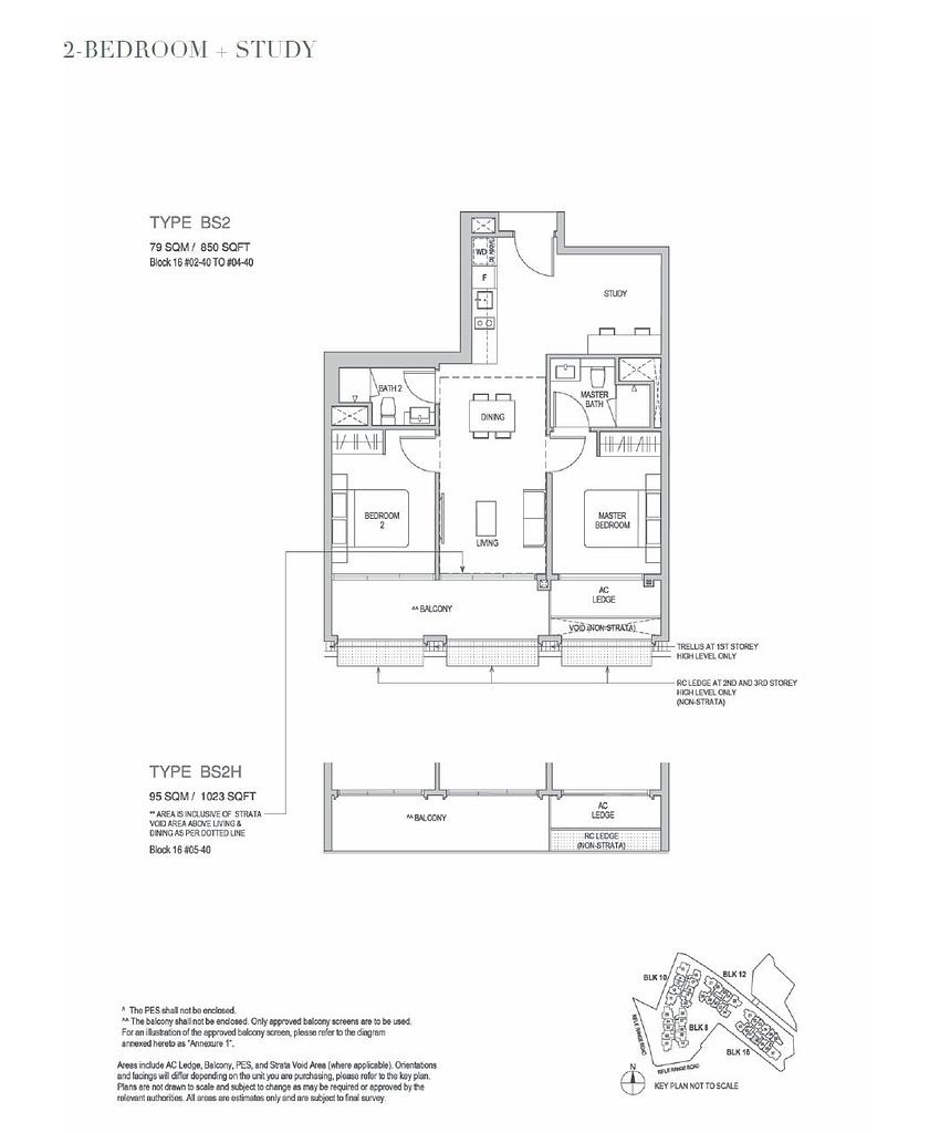 Mayfair Gardens Mayfair Gardens floorplan typeBS2H