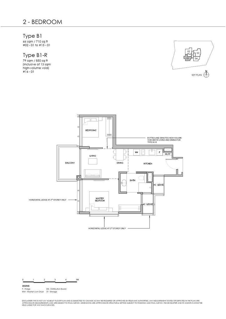 Grange 1866 Grange 1866 floorplan Type B1 R