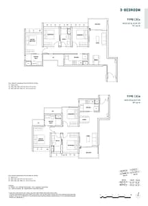 Penrose Penrose floorplan 3e