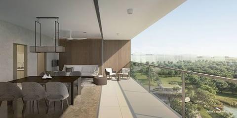 Woodleigh Residences Woodleigh Residences 10 Living Balcony 05 New