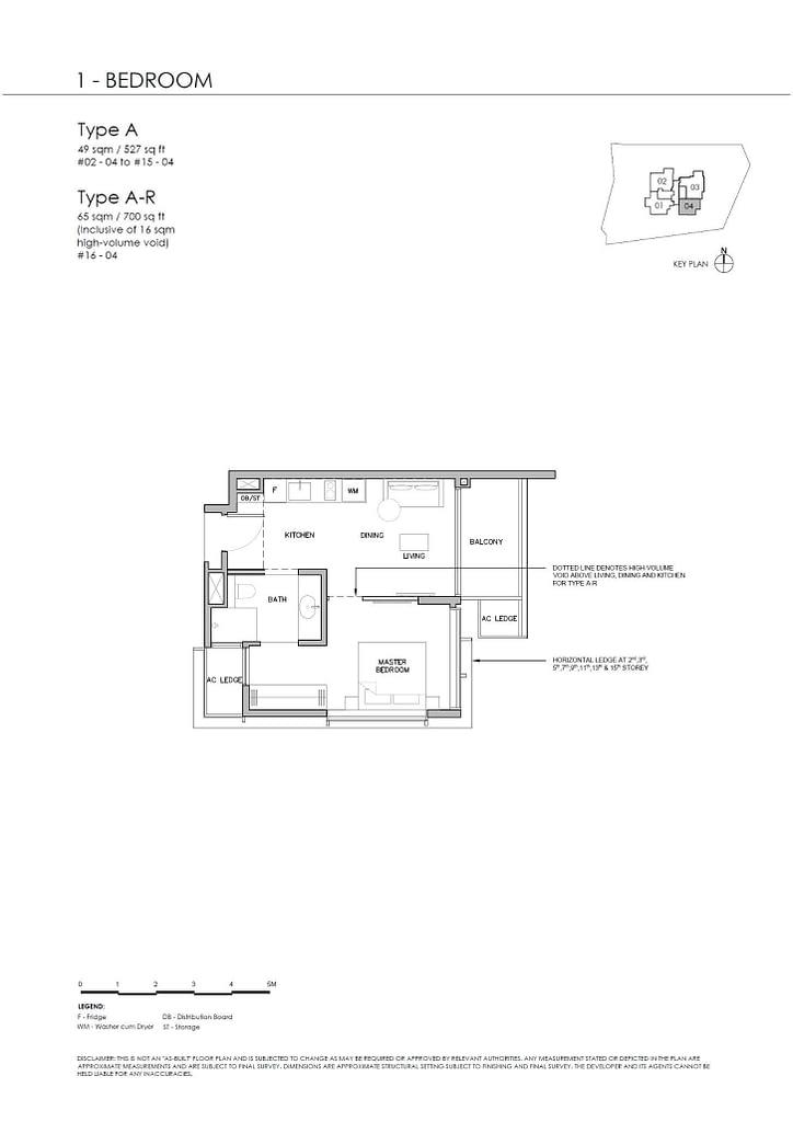 Grange 1866 Grange 1866 floorplan Type A