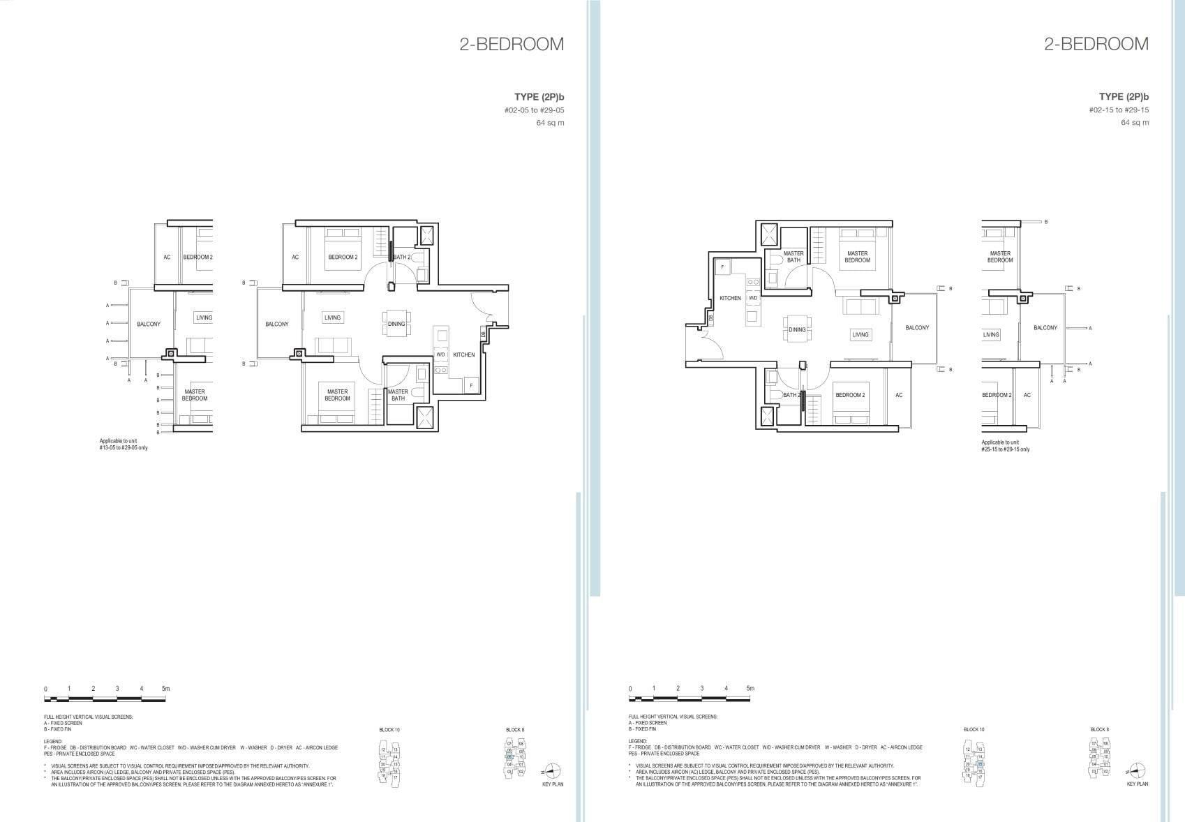Midwood Midwood Floorplan 2Pb