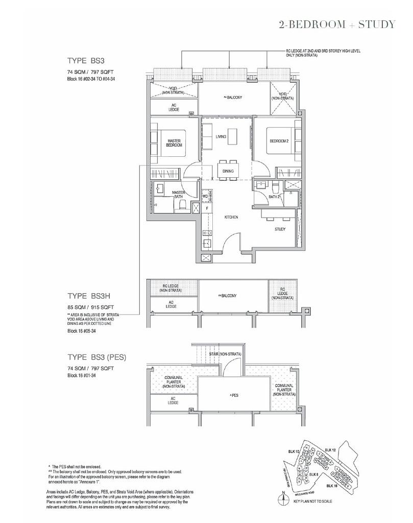 Mayfair Gardens Mayfair Gardens floorplan typeBS3